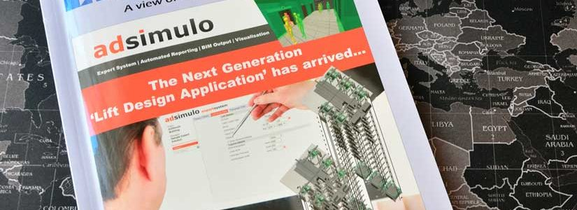 AdSimulo featured in the latest Elevation as a cover story!